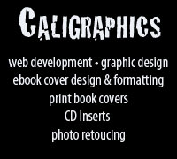 caligraphics web design